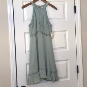 Altar'd state halter dress. New with tags